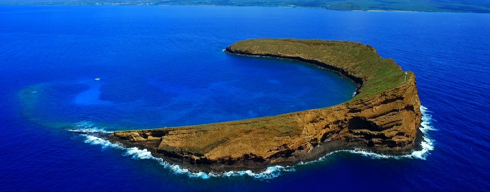 Molokini Crater, Maui – The Crescent Island