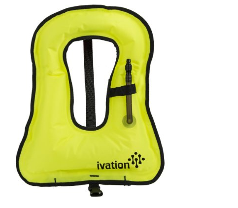 Scuba Choice Kids Snorkel Vest with Name Box Purple