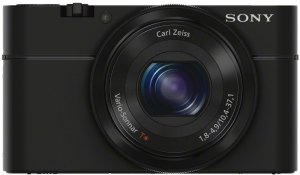 The Sony RX100